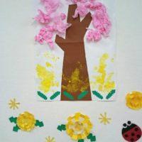 市原園、制作の桜とたんぽぽ、20170411 (576x1024)